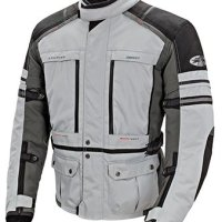 Speed and Strength Urge Overkill Men's Textile Road Race Motorcycle Jacket - Orange/Black / Large