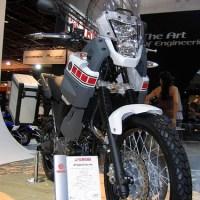 Yamaha XT660Z Tenere - Enduro Motorcycle