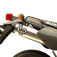 DG Performance V2 Slip On Exhaust, Suzuki DR650S, DR650ES 071-6500
