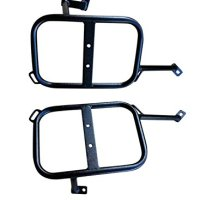 Dirtracks Heavy Duty Side Racks for Honda XR650L 1993-2014