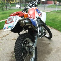 Nice Honda XR650L photos