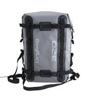 Moto-Sac Motorcycle Waterproof 32L Rear Dry Bag Grey For BMW R1200GS