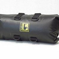 Wolfman Double Ended Renegade Duffel - Black - EX401