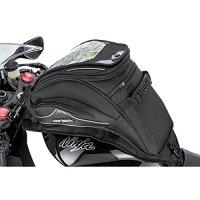 Cortech Super 2.0 18L Sloped Magnetic Mount Motorcycle Tank Bag - Black / One Size