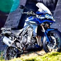Triumph Tiger Explorer 1200!!!