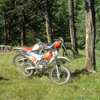 Nice Honda XR250 photos