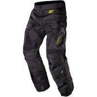 Klim Dakar Pant Black Men's Size 32 Tall