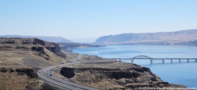 A Cross-Country Adventure – Day 6: Oregon to Washington