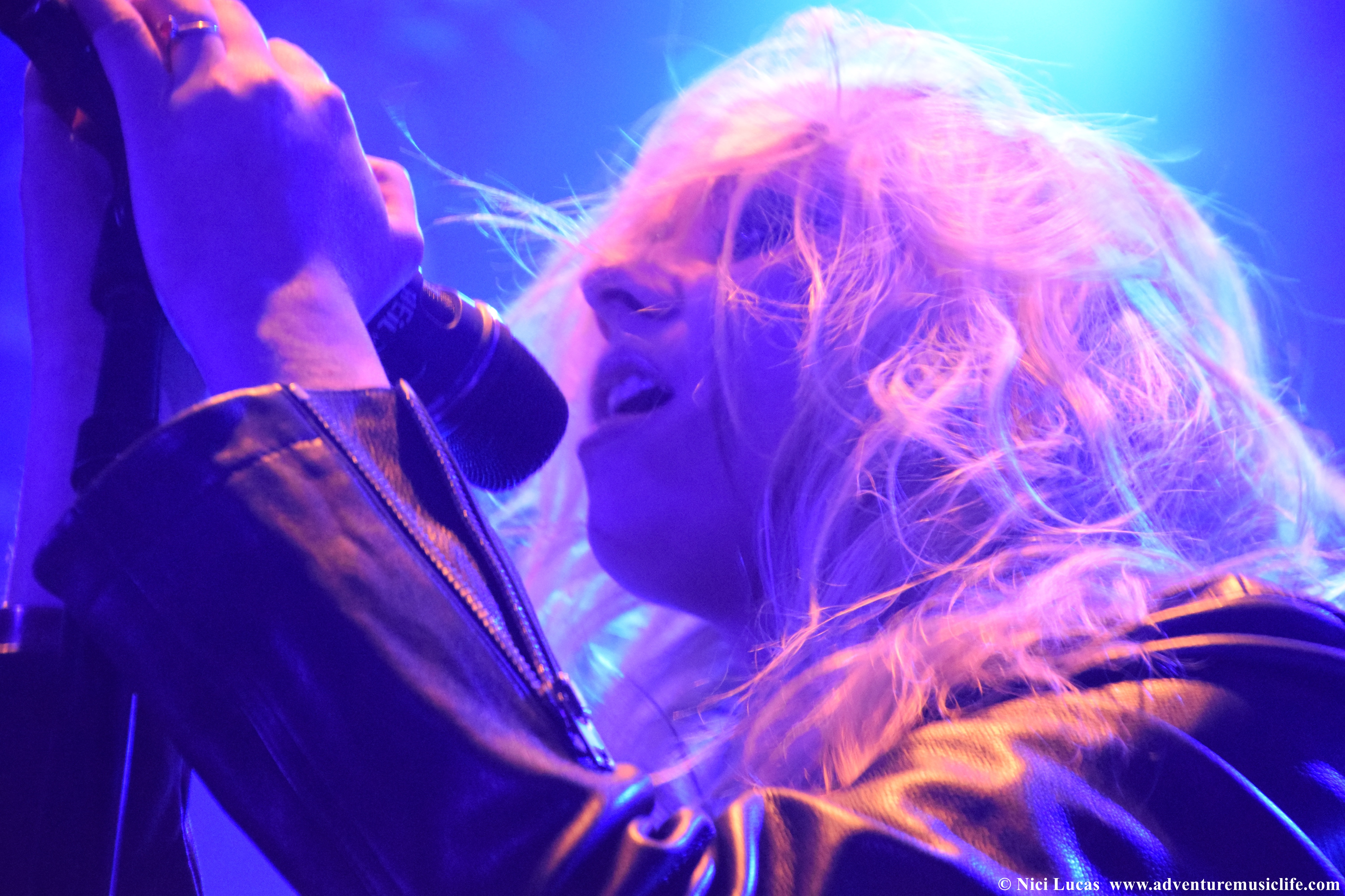 The Pretty Reckless at the House of Blues Cleveland Adventure