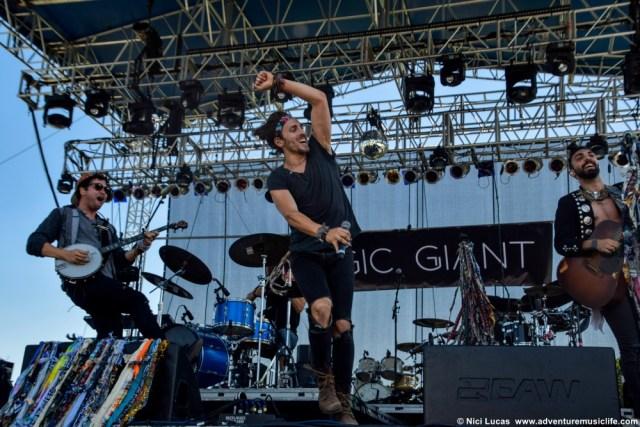 magic giant laurelive 2017 adventure music life nici lucas