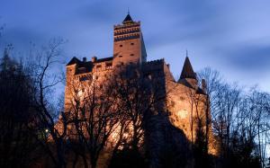 Dracula's Castle Bran Romania