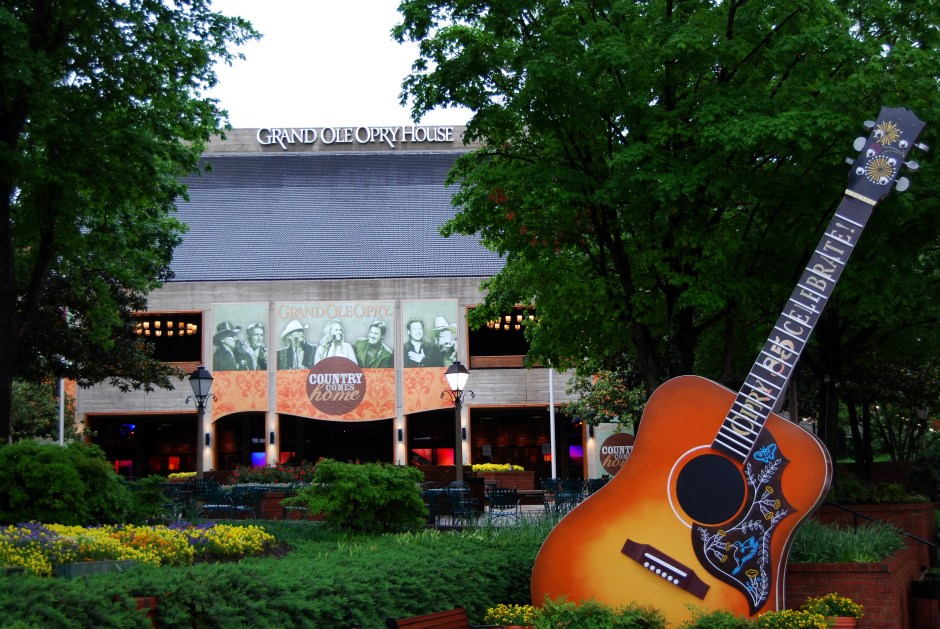 Grand Ole Opry in Nashville, Tennessee