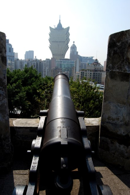 Old Fort New Casino in Macau