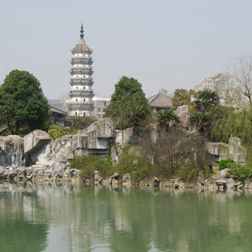 Miniature Anhui – diminutive buildings, magnified issues