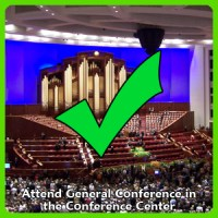 General Conference check
