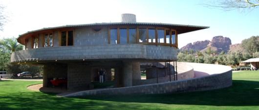 David and Gladys Wright House - Phoenix