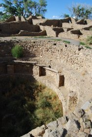 Aztec Ruins National Monument - New Mexico