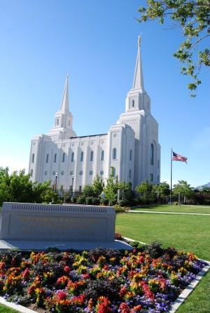 Brigham City Utah Temple
