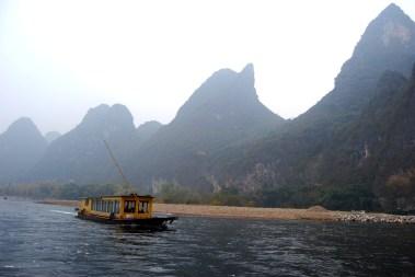 Karst Scenery of the Li River