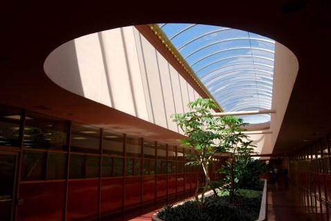Marin County Civic Center - California