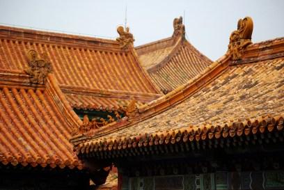 Forbidden Roofs - Beijing