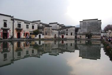 UNESCO World Heritage Hongcun Village