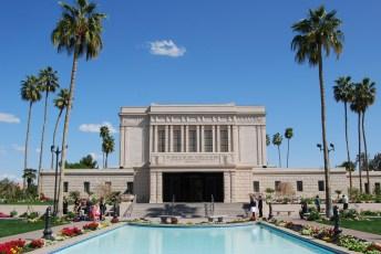 Mesa Arizona Temple