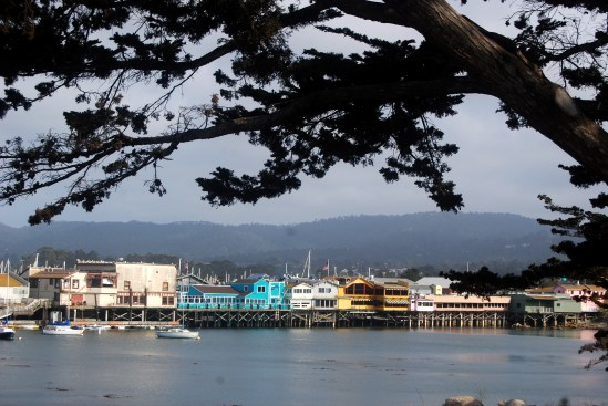 Fisherman's Wharf - Monterey, California