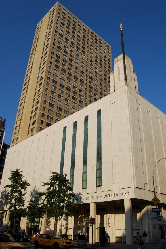 Manhattan New York Temple