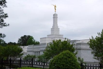 Raleigh North Carolina Temple