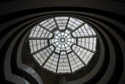 Frank Lloyd Wright's Guggenheim - NYC