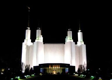 Washington D.C. Temple