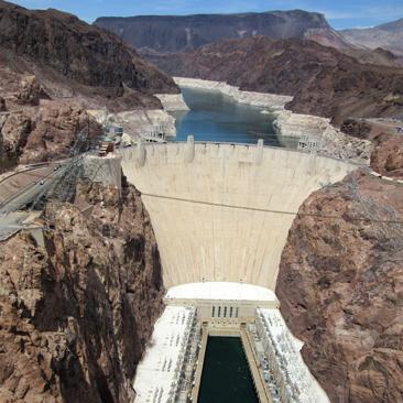 The Dam Tour of Hoover Dam