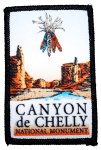 Canyon de Chelly National Monument patch