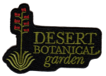 Desert Botanical Garden patch