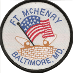 Fort McHenry National Monument and Historic Shrine patch