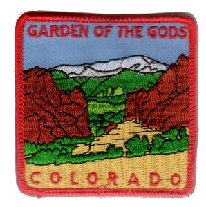 Garden of the Gods patch