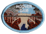 Hoover Dam patch