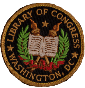 Library of Congress patch