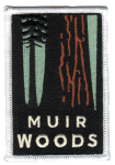Muir Woods National Monument patch
