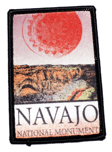 Navajo National Monument patch