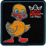 Neon Museum Las Vegas Ugly Duckling patch