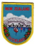 Auckland, New Zealand patch