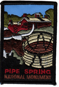 Pipe Spring National Monument patch