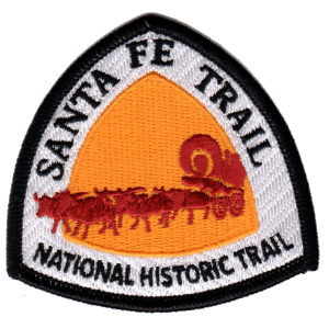 Santa Fe Trail - National Historic Trail patch