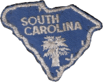 South Carolina patch