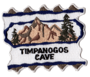 Timpanogos Cave National Monument patch