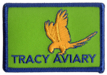 Tracy Aviary patch