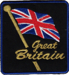 Great Britain patch