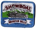 Showboat Branson Belle patch